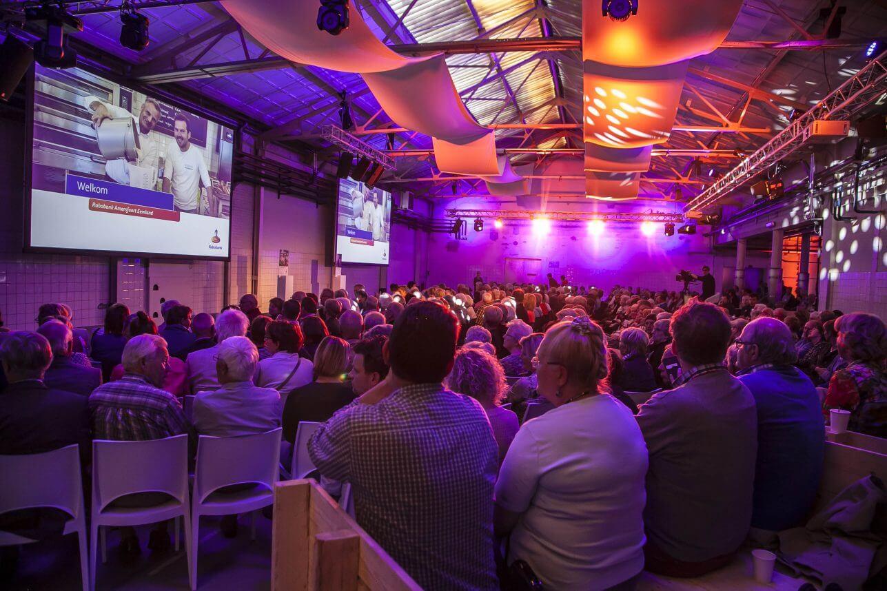 Project ledencongres techniek licht geluid beeld av audiovisueel business evenementen evenementenbedrijf evenementenbureau evenementenorganisatie evenementenorganisaties event creators eventbureau bureau management organisatie organisator Amersfoort Utrecht